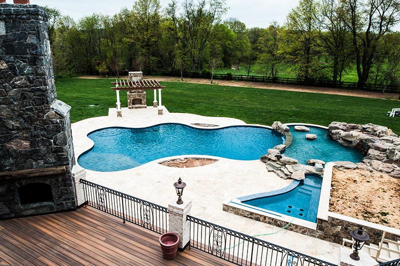 Creighton Enterprises Decks Patios Pools 15